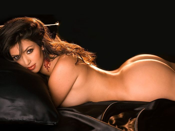 Nude pictures of plus size models