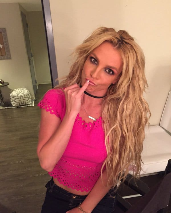 BJ Queen: Britney Spears 'geheimes Band