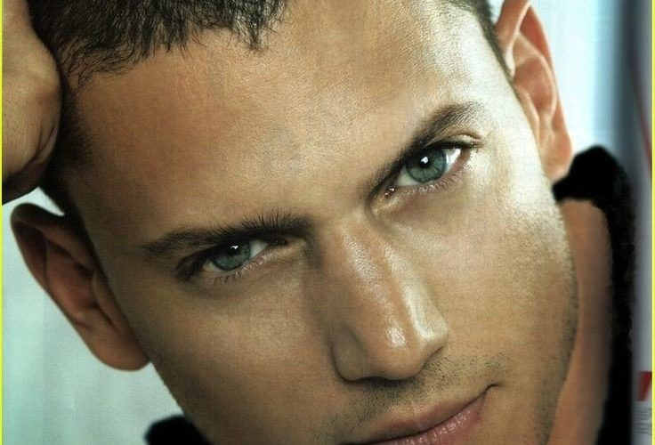 SO HEISS! Wentworth Miller Naked Collection - enthüllt!