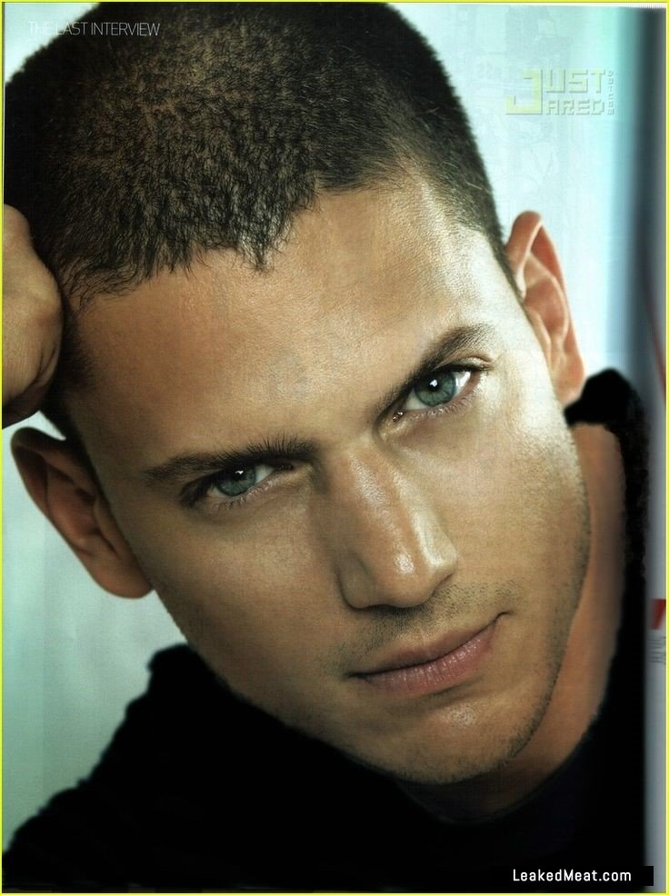 SO HEISS! Wentworth Miller Naked Collection - enthüllt